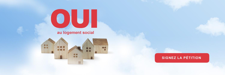 Campagne OUI au logement social