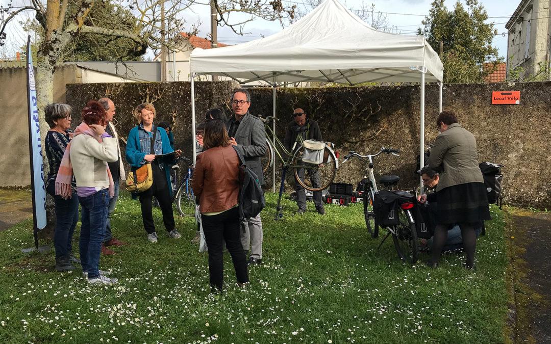 Habitat 44 sensibilise ses locataires à la pratique du vélo