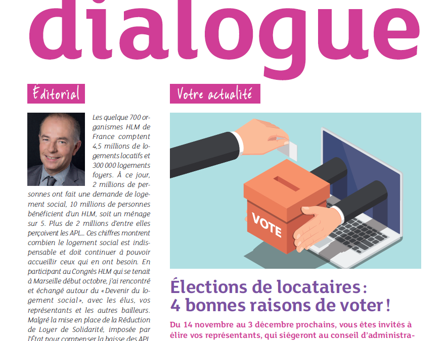 Dialogue octobre 2018