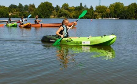 Initiation et découverte du Canoë-Kayak