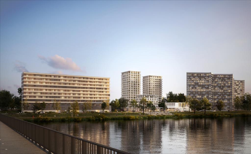 Habitat 44 et Eiffage Immobilier lauréats d'une Pyramide d'argent