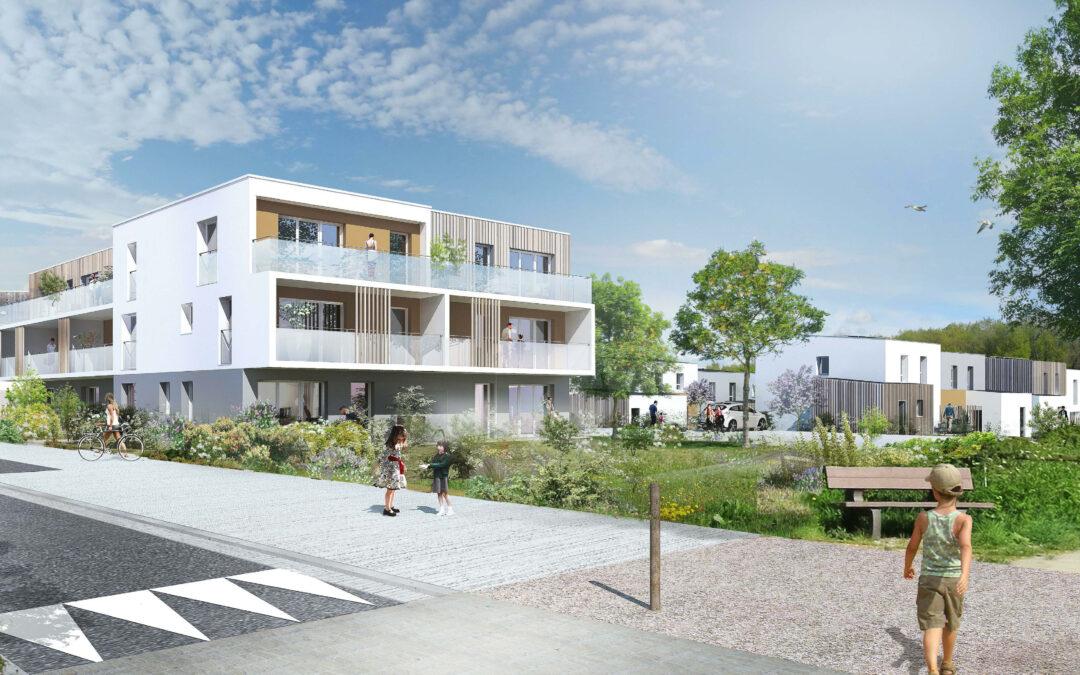 37 nouveaux logements prochainement disponibles à La Chapelle-sur-Erdre