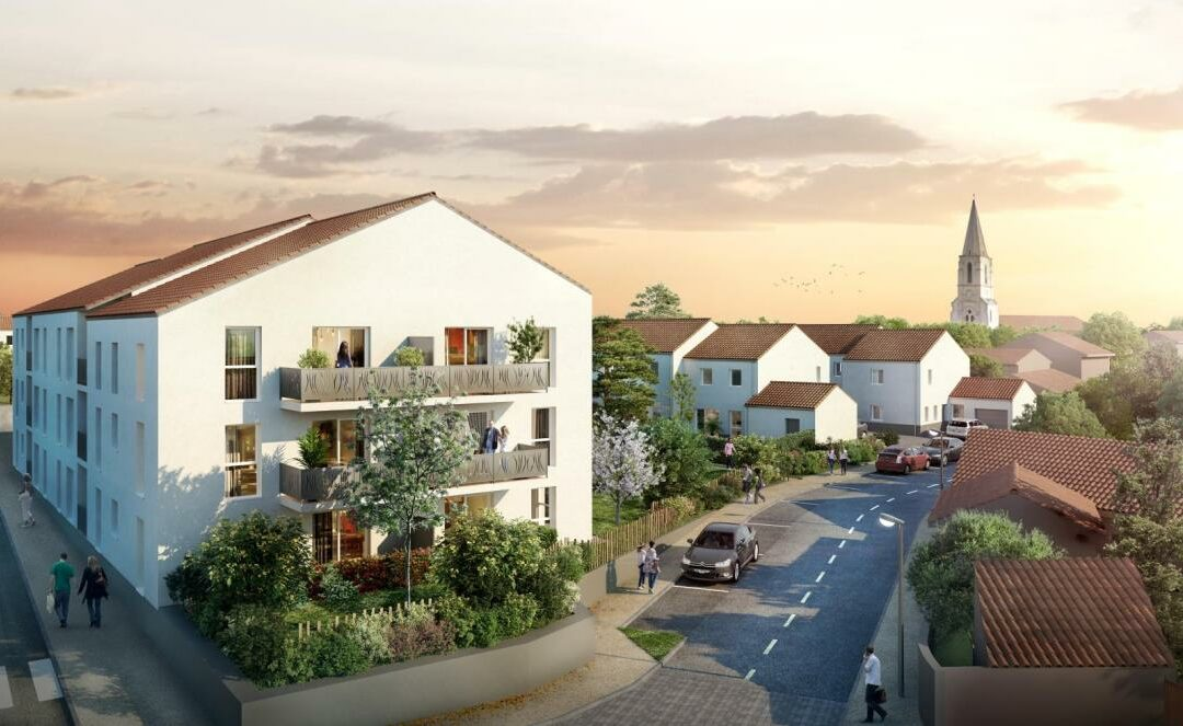 Prochainement, de nouveaux logements à Villeneuve-en-Retz