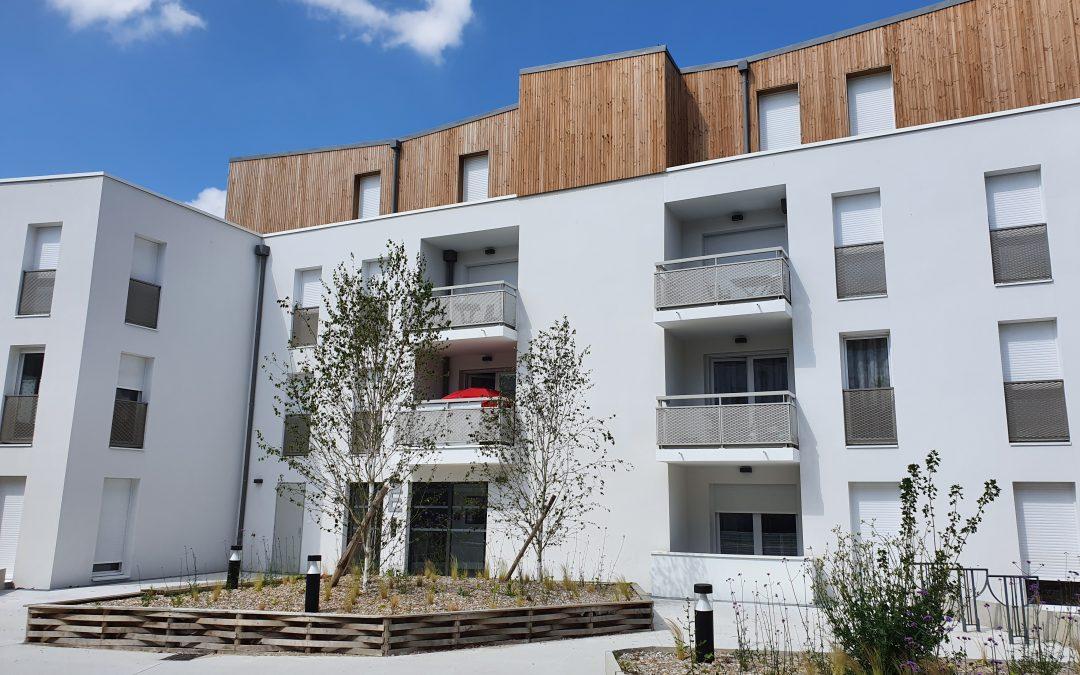 Résidence Quai Saint-Georges à Nort-sur-Erdre